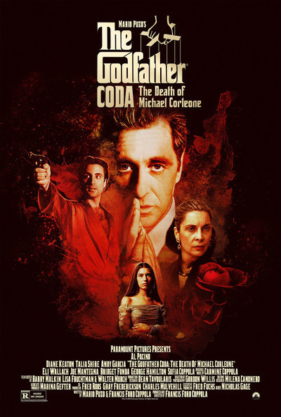 The Godfather Coda: The Death of Michael Corleone movie poster