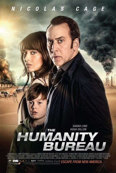 The Humanity Bureau Movie Poster