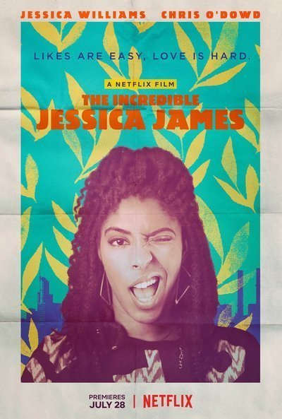 The Incredible Jessica James movie poster