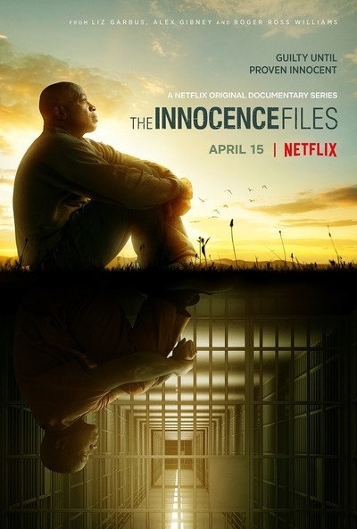 The Innocence Files movie poster