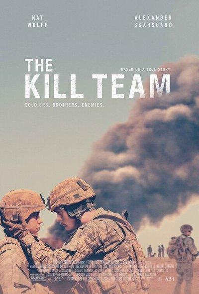 The Kill Team movie poster