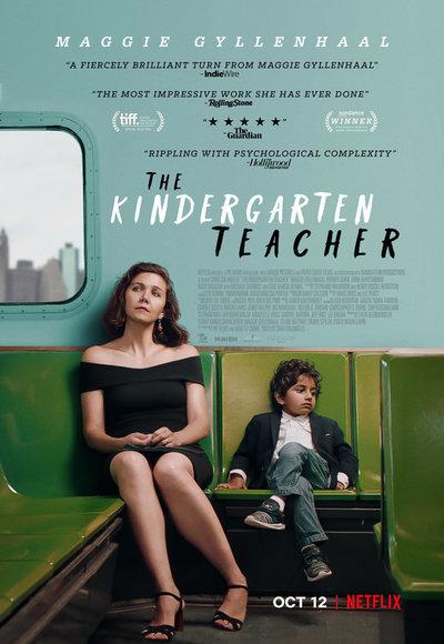 The Kindergarten Teacher Movie Poster