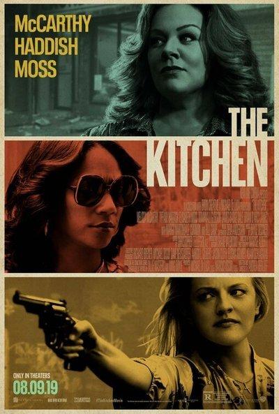 The Kitchen Movie Poster