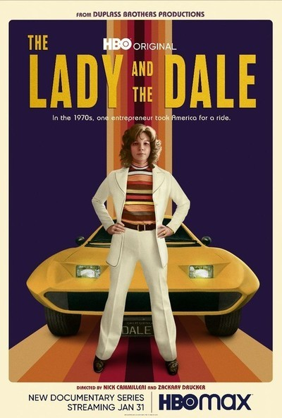 The Lady and the Dale movie poster