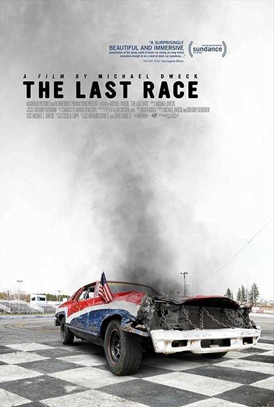 The Last Race movie poster
