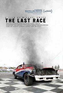 Widget last race poster
