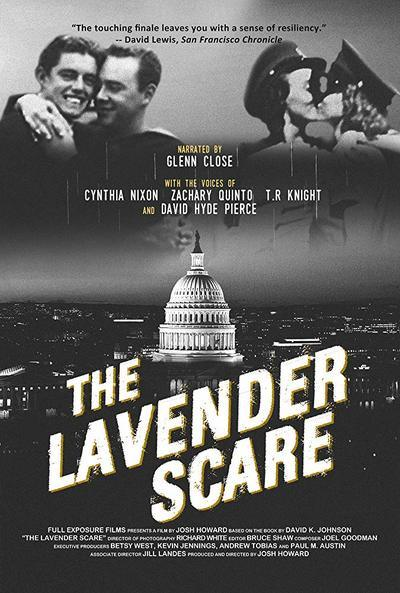 The Lavender Scare movie poster