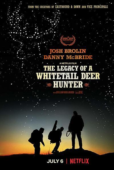 The Legacy of a Whitetail Deer Hunter movie poster