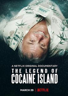 Widget cocaine island poster
