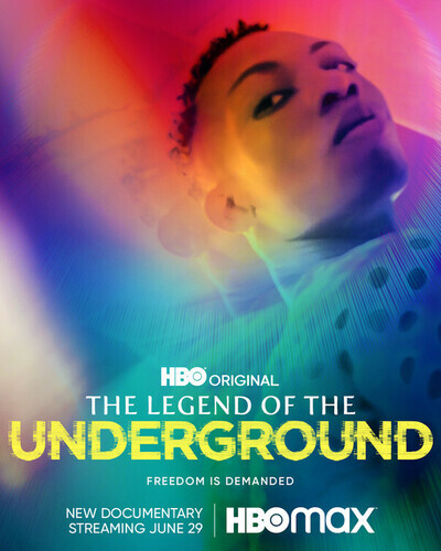 The Legend of the Underground movie poster
