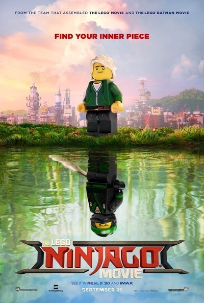 The LEGO Ninjago Movie Movie Review (2017) | Roger Ebert