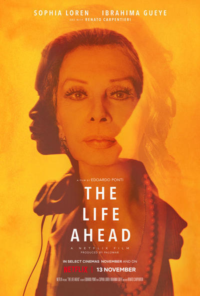 The Life Ahead movie poster