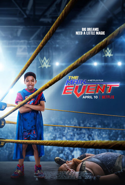 The Main Event movie poster
