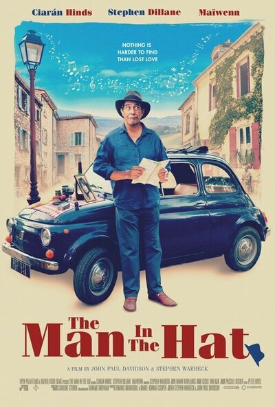 The Man In The Hat movie poster