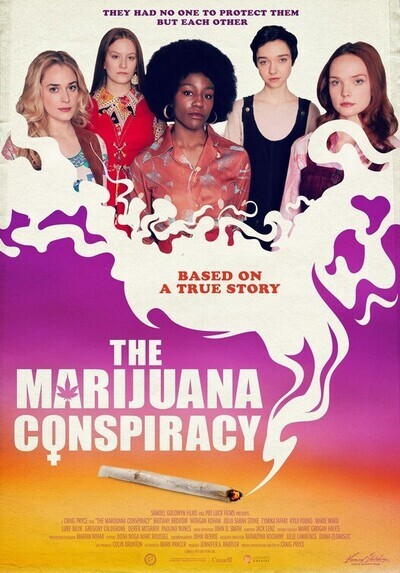 The Marijuana Conspiracy movie poster