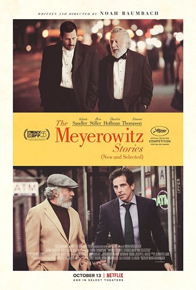 The Meyerowitz Stories (New and Selected) Movie Poster
