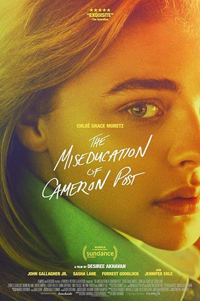 The Miseducation of Cameron Post Movie Poster