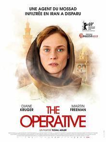 Widget operative poster