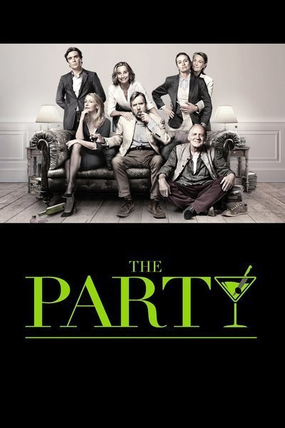 The Party Movie Poster