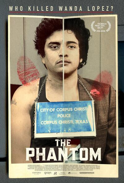The Phantom movie poster