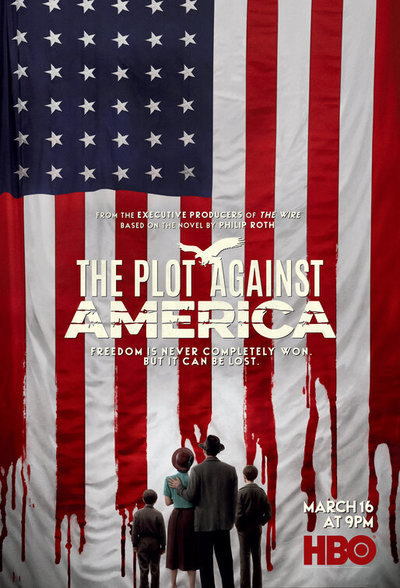 The Plot Against America movie poster