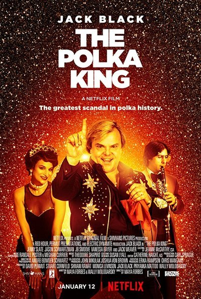 The Polka King movie poster