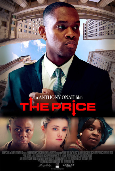 The Price movie poster