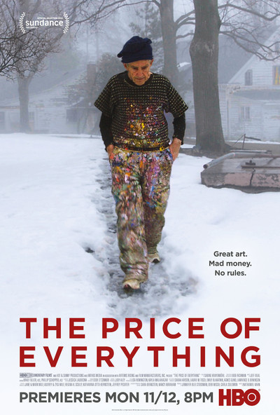 The Price of Everything movie poster