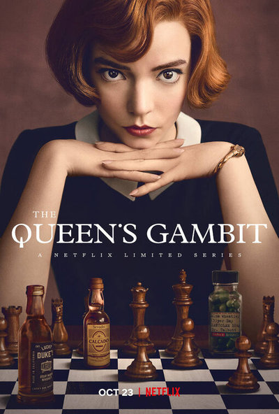 The Queen's Gambit movie poster