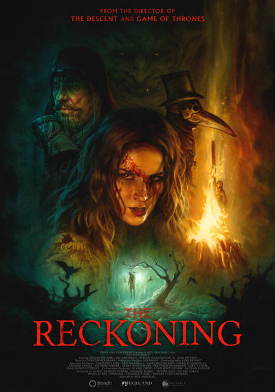 The Reckoning movie poster