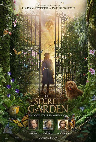 美国证交会ret Garden movie poster