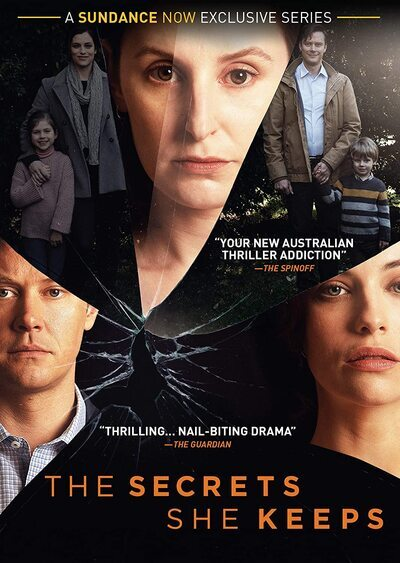 The Secrets She Keeps movie poster