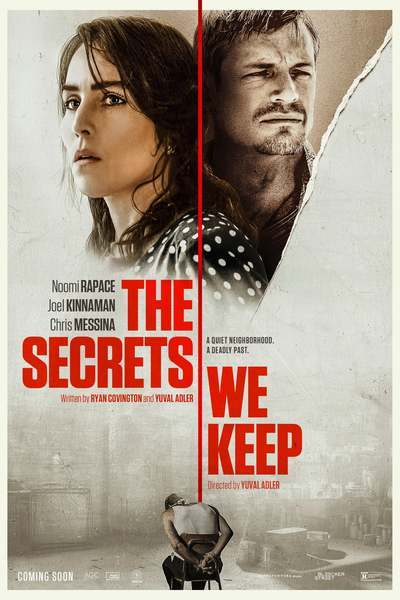 The Secrets We Keep movie poster