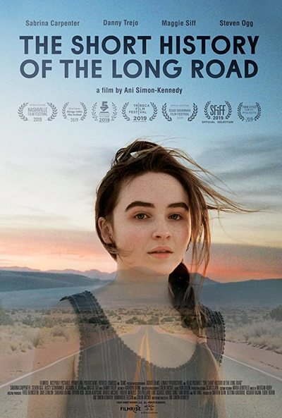 The Short History of the Long Road movie poster