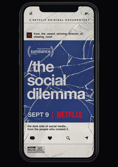 The Social Dilemma movie poster