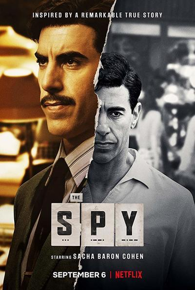 The Spy movie poster