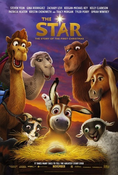 The Star Movie Review & Film Summary (2017) | Roger Ebert