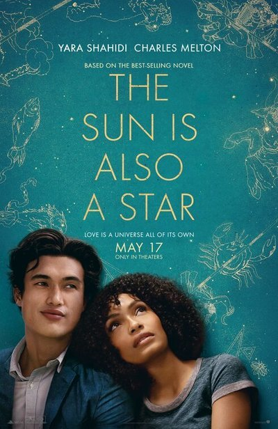 The Sun is Also a Star movie poster