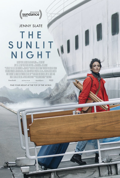 The Sunlit Night movie poster