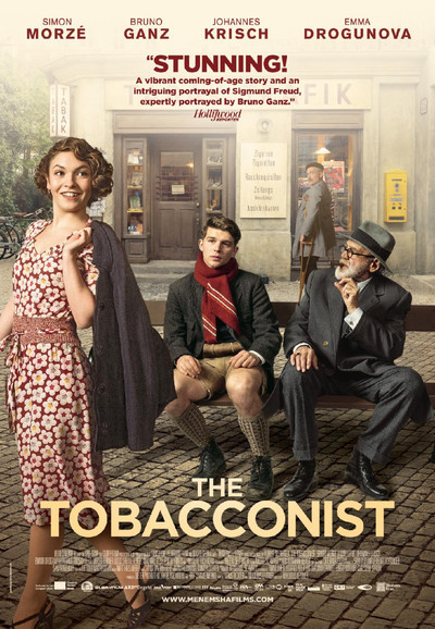 The Tobacconist movie poster