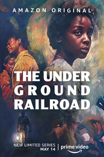 《地下铁路》电影海报