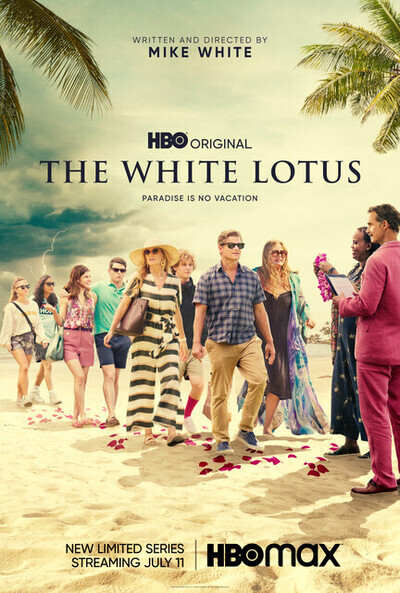 The White Lotus movie poster