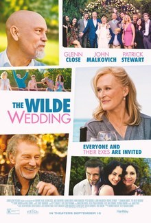 Widget the wilde wedding poster