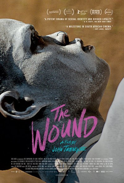 The Wound movie poster