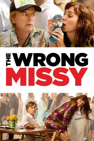 The Wrong Missy movie poster