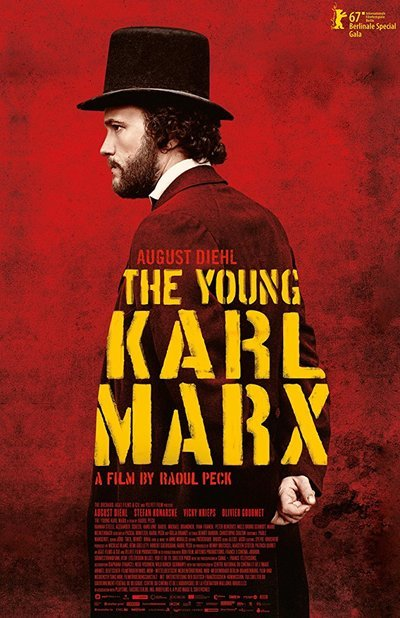 The Young Karl Marx movie poster