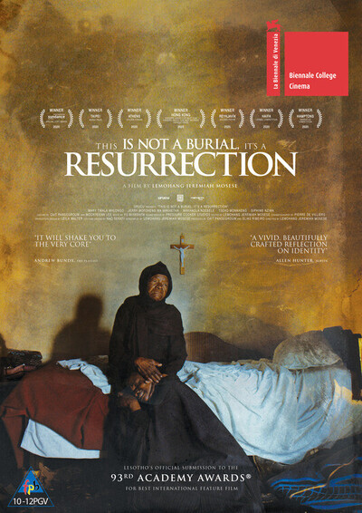 This Is Not a Burial, It's a Resurrection movie poster