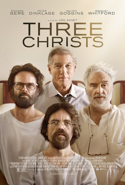Three Christs movie poster