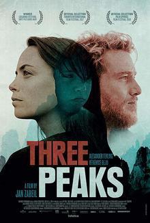 Widget peaks poster