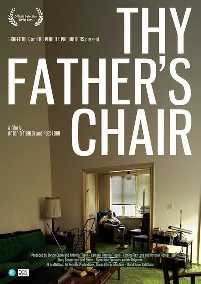 Thy Father's Chair Movie Poster